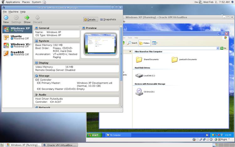 Oracle VM VirtualBox è un'ottima (e gratuita) soluzione per virtualizzare macchine su un sistema operativo GNU/Linux